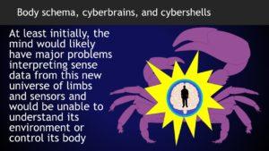 Cybershells, Shapeshifting, and Neuroprosthetics